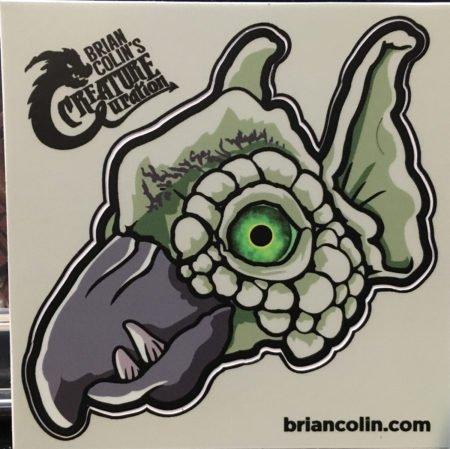 Groblynn Sticker