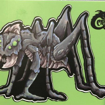 Salazarite Sticker