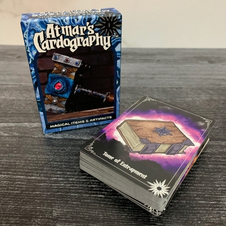 Cardography Magic Items