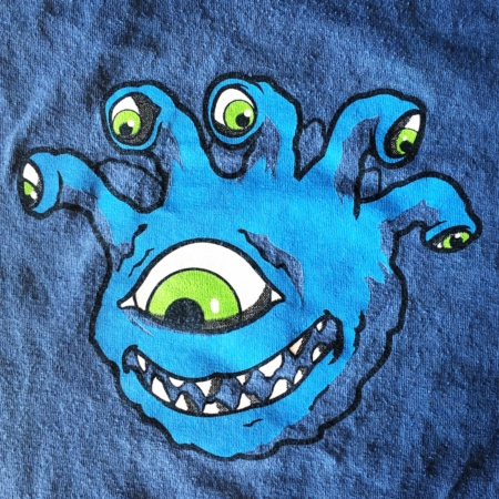 Eyegor shirt