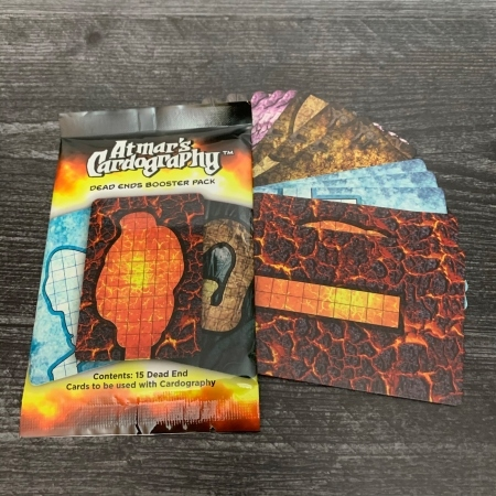 Cardography Dead Ends Booster Pack