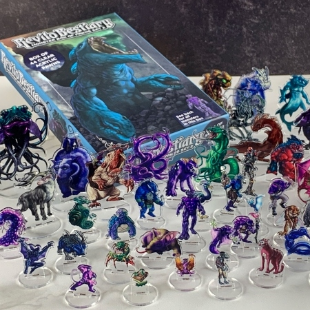 Bestiary Box of Pawns 2