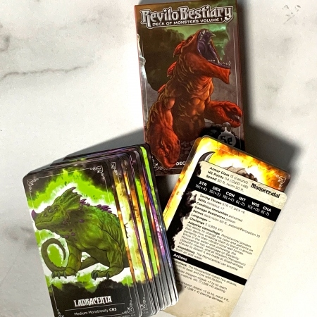 Revilo Bestiary Deck 1