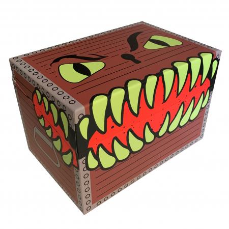 Empty Mimic Box