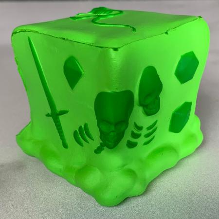 Gelatinous Cube RPG Squeeze